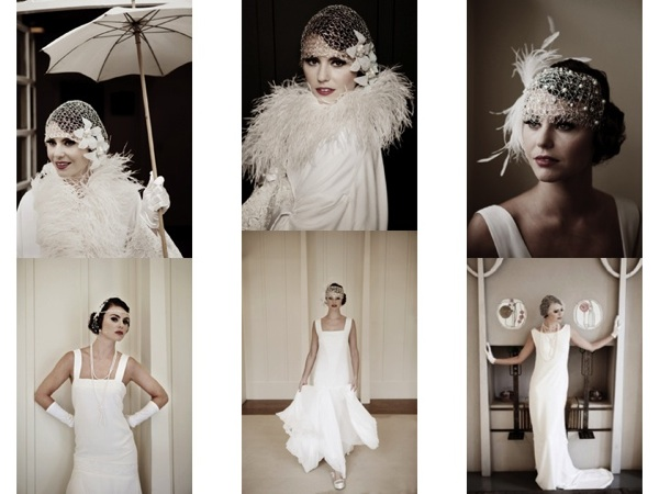 Ideas 1920 s inspired holiday party 187 1920 s wedding dresses 1